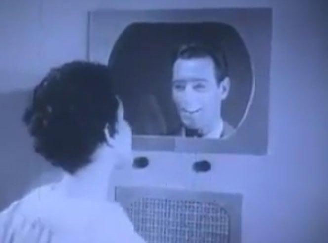Imaginando o futuro em 1954