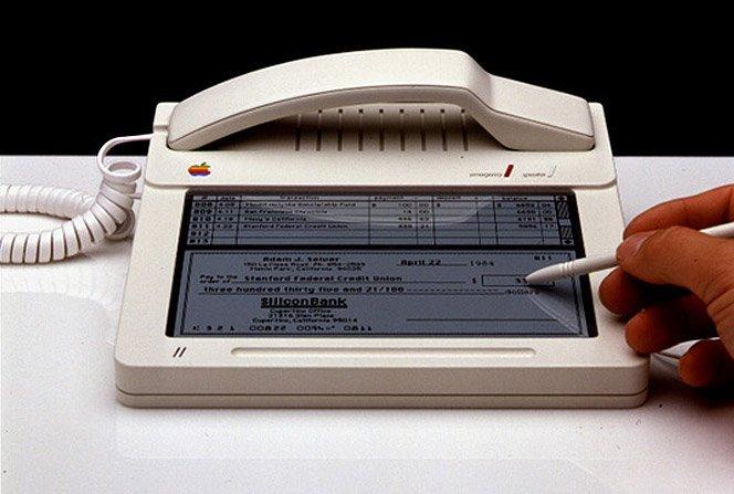 O primeiro iPhone foi feito em 1983