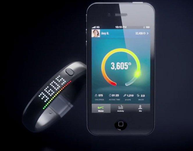 Pulseira da Nike conta todas as calorias que você gasta por dia