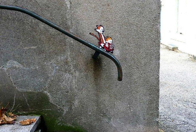 O melhor da Street Art em 2011