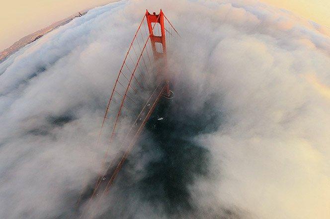 Visite paisagens incríveis pelo céu em HD