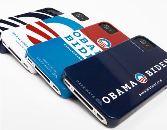 Obama cria produtos e loja online para sua campanha de 2012