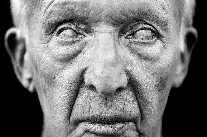 Ensaio fotográfico – Os olhos da guerra