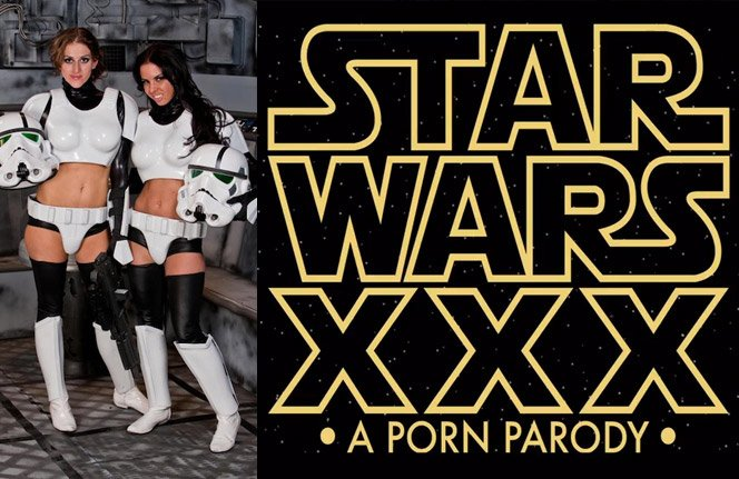 Star Wars Pornô