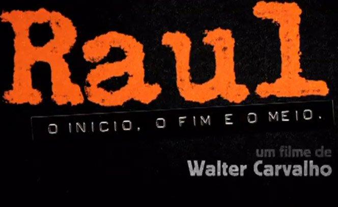 Documentário revela detalhes da vida e carreira de Raul Seixas