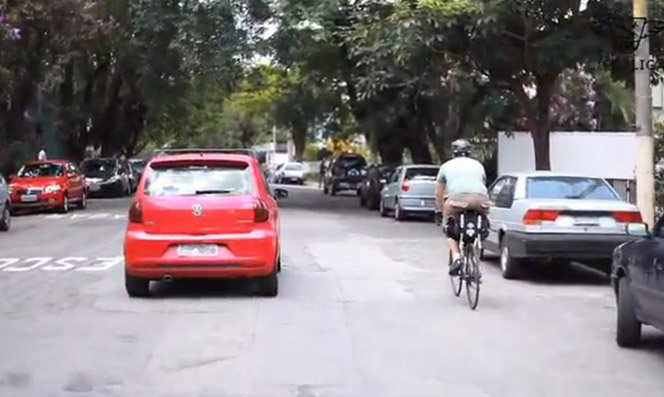 Bicicletas + Carros: Como conviver de forma pacífica