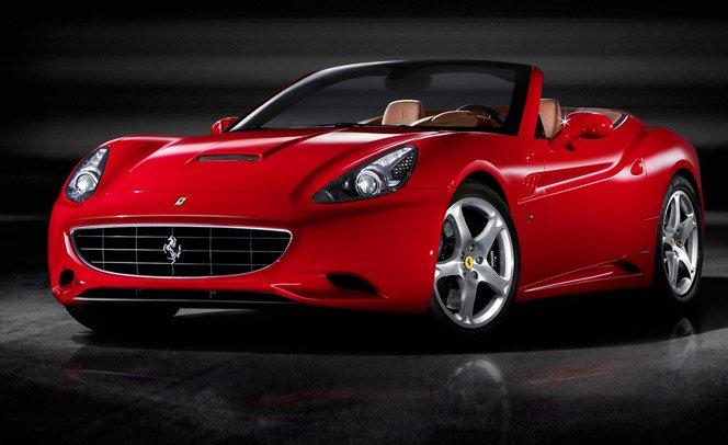 Conheça a nova Ferrari Califórnia 2012
