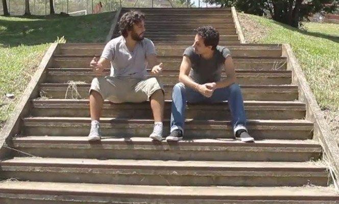 Vídeo mostra coisas que Porto Alegre fala