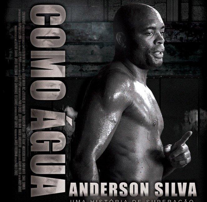 Anderson Silva estrela filmeinspirado em Bruce Lee