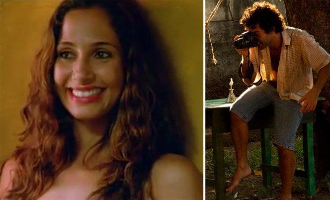 Camila Pitanga vive triângulo amoroso com um fotógrafo e um pastor em novo filme