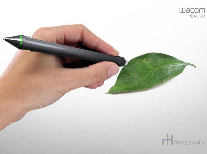 Uma caneta como você nunca viu