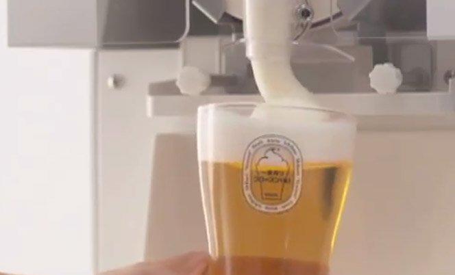 Novo colarinho de cerveja conserva a temperatura da bebida por mais tempo