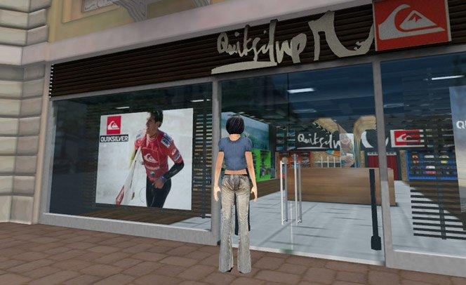 Faça compras no Facebook num mundo virtual em 3D