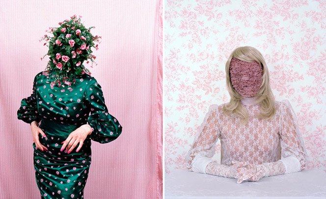 Ensaio fotográfico mostra mulheres sem rosto esbanjando feminilidade