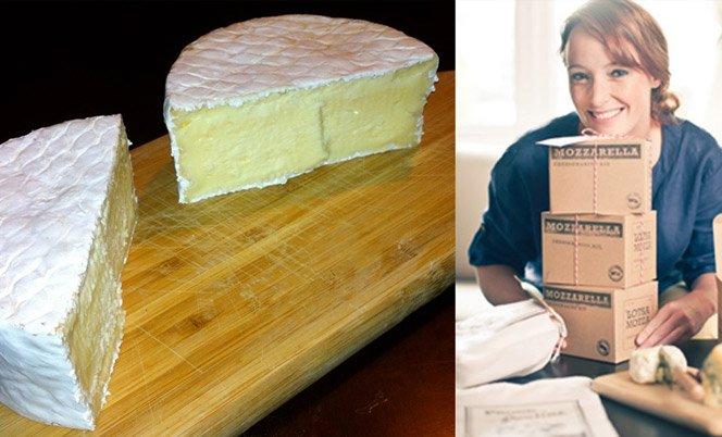 Fazendo seu próprio queijo em casa