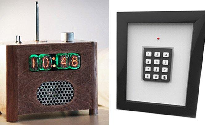 Despertador que só para de tocar quando você digita um código