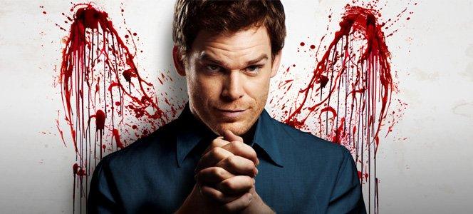 Infográfico com todas as vítimas de Dexter