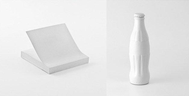 Projeto fotográfico mostra valor das cores em produtos famosos