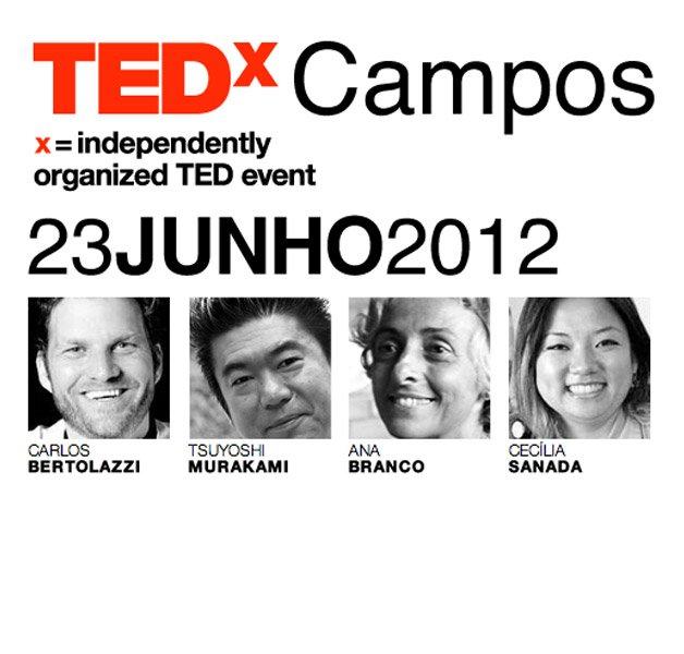 Alimentação do futuro é o tema do TEDxCampos 2012