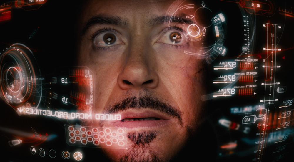 Conheça o criador da interface gráfica do Homem de Ferro