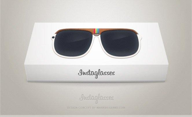 Instaglasses – óculos tira fotos com  filtros e faz upload no Instagram