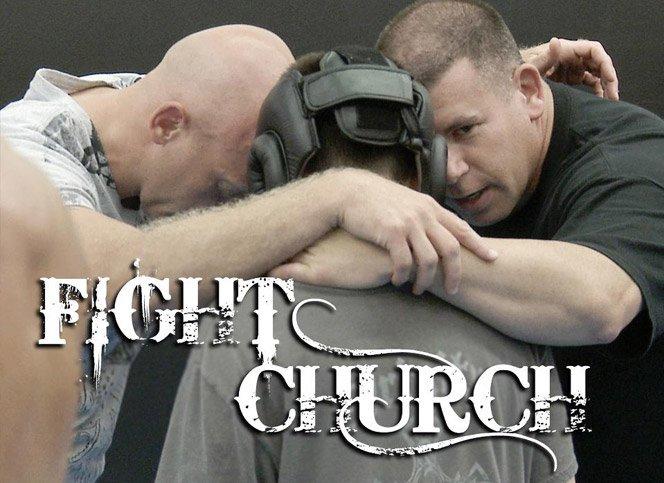 Igreja da Luta – Quando a religião se une ao MMA