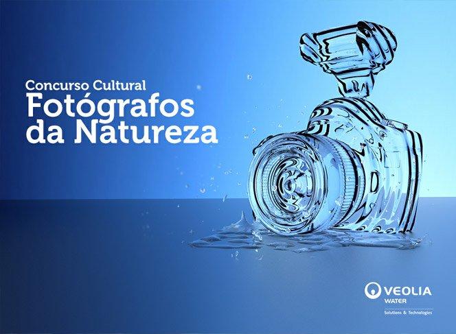 Mostre que a natureza está em todo lugar e ganhe uma câmera fotográfica