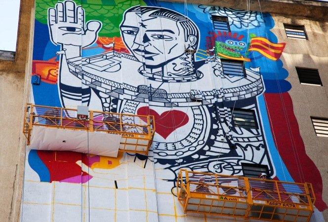 Se dá para imaginar São Paulo mais bonita,  dá para fazer