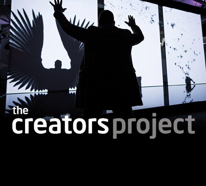 The Creators Project nos dias 4 e 5 de agosto em São Paulo