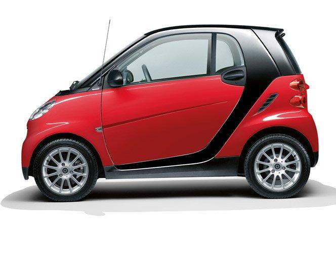 Groupon comemora aniversário com descontos em carros smart e Cinema 3D Smart TVs LG