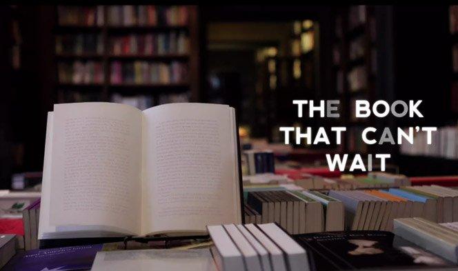 Livros onde as palavras desaparecem em 60 dias