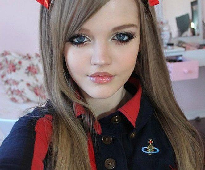 Garota japonesa de 16 anos com rosto de mangá faz sucesso com vlog no Youtube