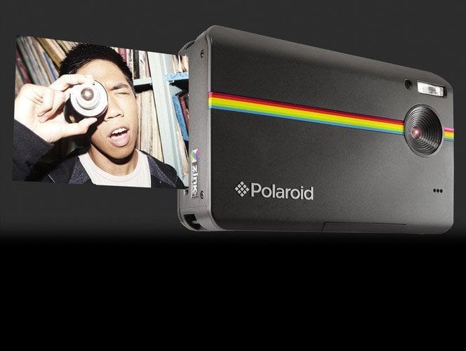 Polaroid cria câmera digital que imprime fotos