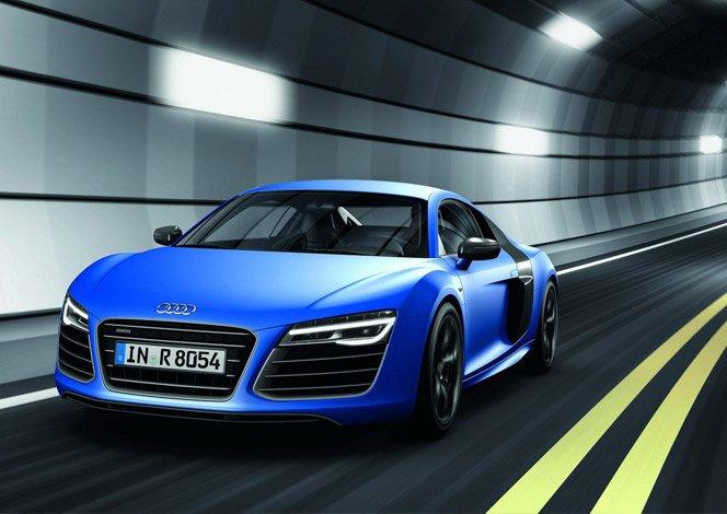Audi R8 2013. Ele não é só um carro, é um automóvel