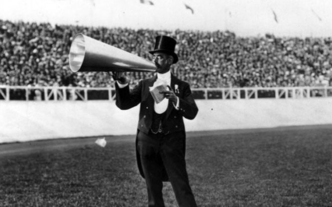 Fotos raras mostram as Olimpíadas de Londres em 1908