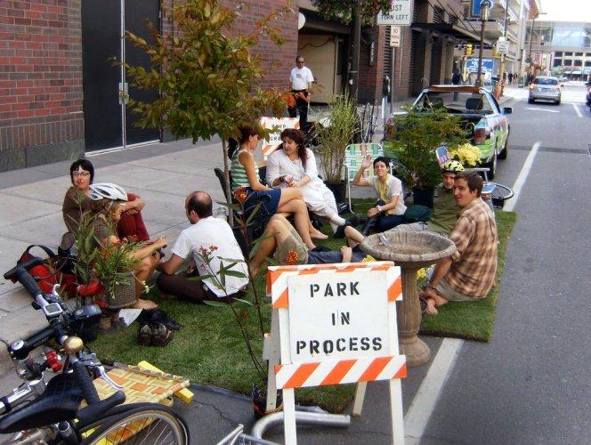 Park(ing) Day – Sexta, 21 de Setembro