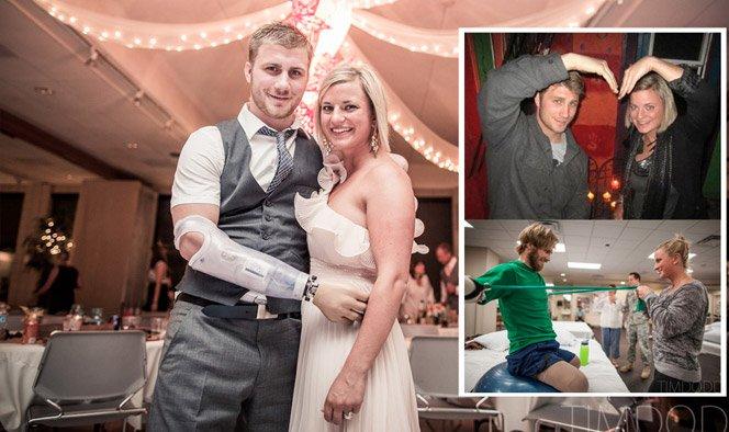 Uma história de amor verdadeiro em 22 fotos emocionantes