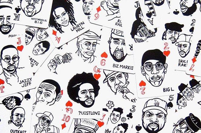 Baralho Hip-Hop