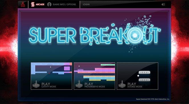 Jogue games de Atari reimaginados com o Internet Explorer 9
