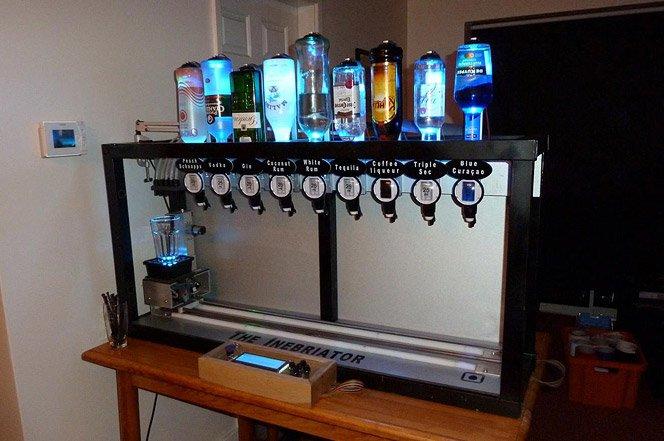 Máquina de preparar bebidas