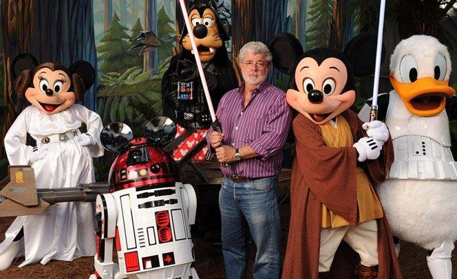 Disney compra Lucasfilm e anuncia lançamento do novo Star Wars
