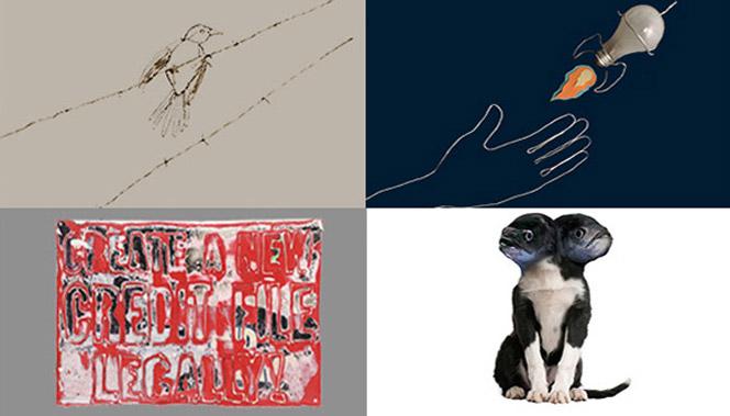 Aprenda a fazer colagens incríveis com o artista Vik Muniz