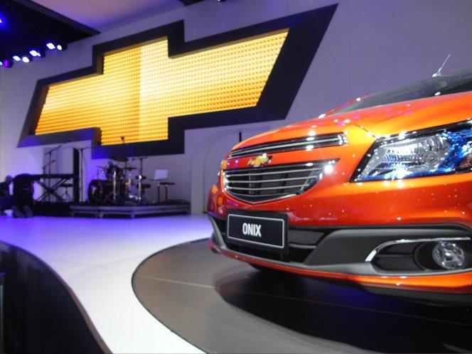 As inovações que a Chevrolet apresentou no Salão do Automóvel