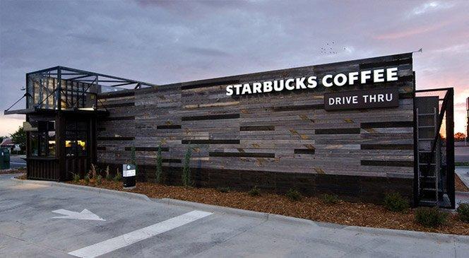 Starbucks repensa a forma de comprar café criando loja móvel com Drive Thru