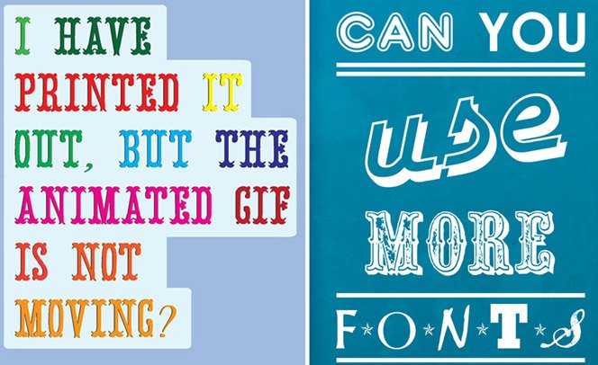 Criativos criam posters que simbolizam a  frustração diante de feedbacks de clientes