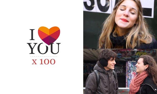 """Como dizer """"Eu Te Amo"""" em 100 idiomas"""