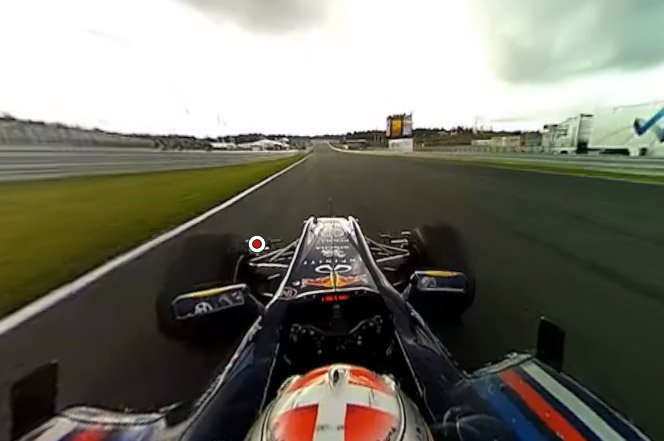 A Red Bull te convida para uma volta no seu F1 em um vídeo 360º