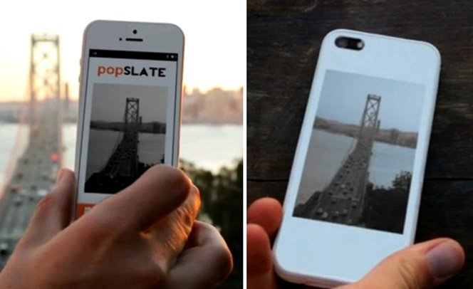 Um novo conceito de capa traz segunda tela ao iPhone