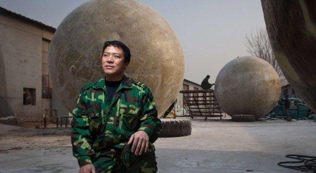 Chinês cria cápsulas antitsunami que podem abrigar até 14 pessoas