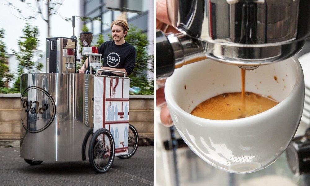 Velopresso – Café Espresso sobre rodas